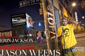 Jason Weems Intellectual Property Comedy Show