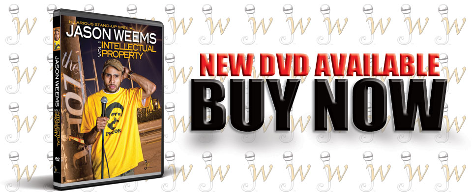 Jason Weems DVD